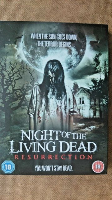 Night of the Living Dead - Resurrection (DVD, 2013)